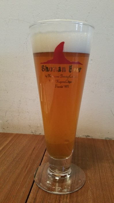 Shonan Beer W-IPA @ Mokichi Craft Beer