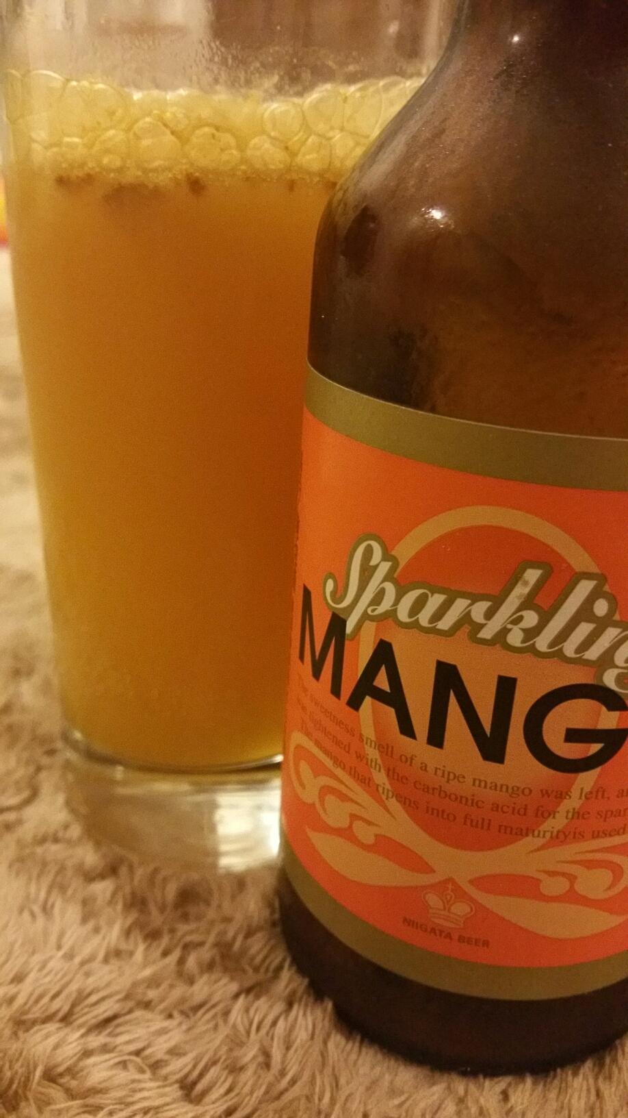Niigata Sparkling Mango