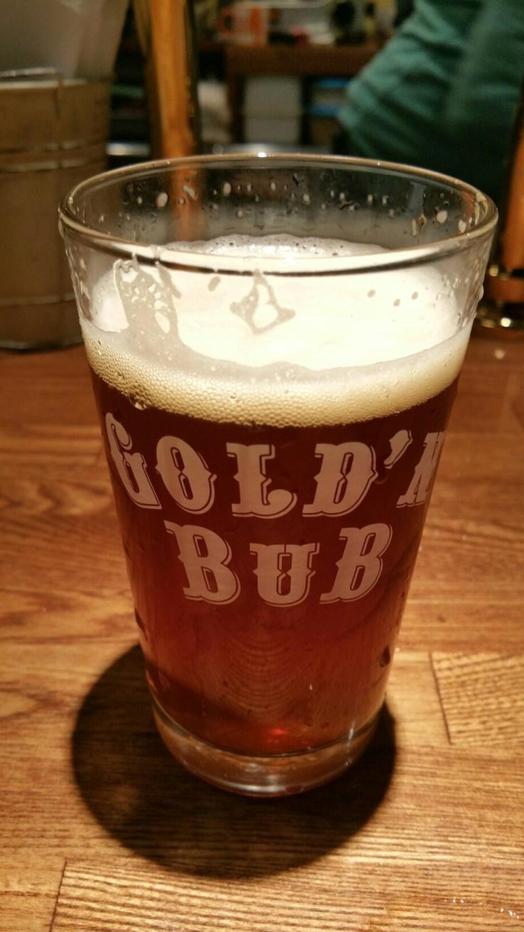 Gold'n Bub Beer 2