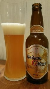 Daisen G Beer Weizenbock
