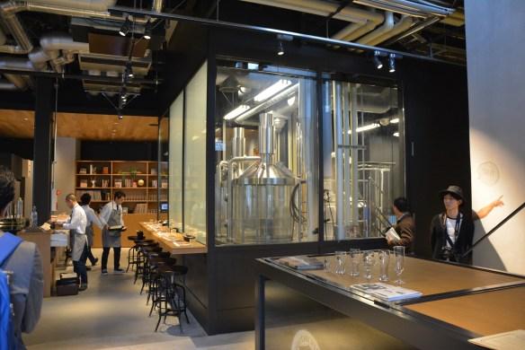 Spring Valley Brewery Inside