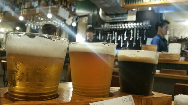 Vector Beer Factory Menu 3