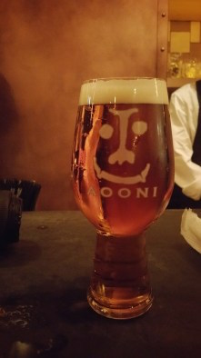 Aooni IPA - a stalwart at BT Towers.
