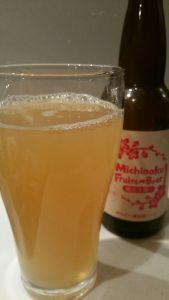 Fukushima Michinoku Momo no Lager