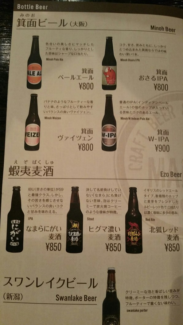 Craft Beer Maltan Bottles 1