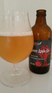 Hokkaido Honey Apple Ale