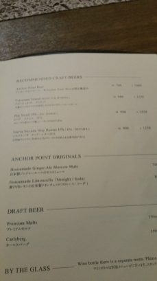 Anchor Point Menu 1