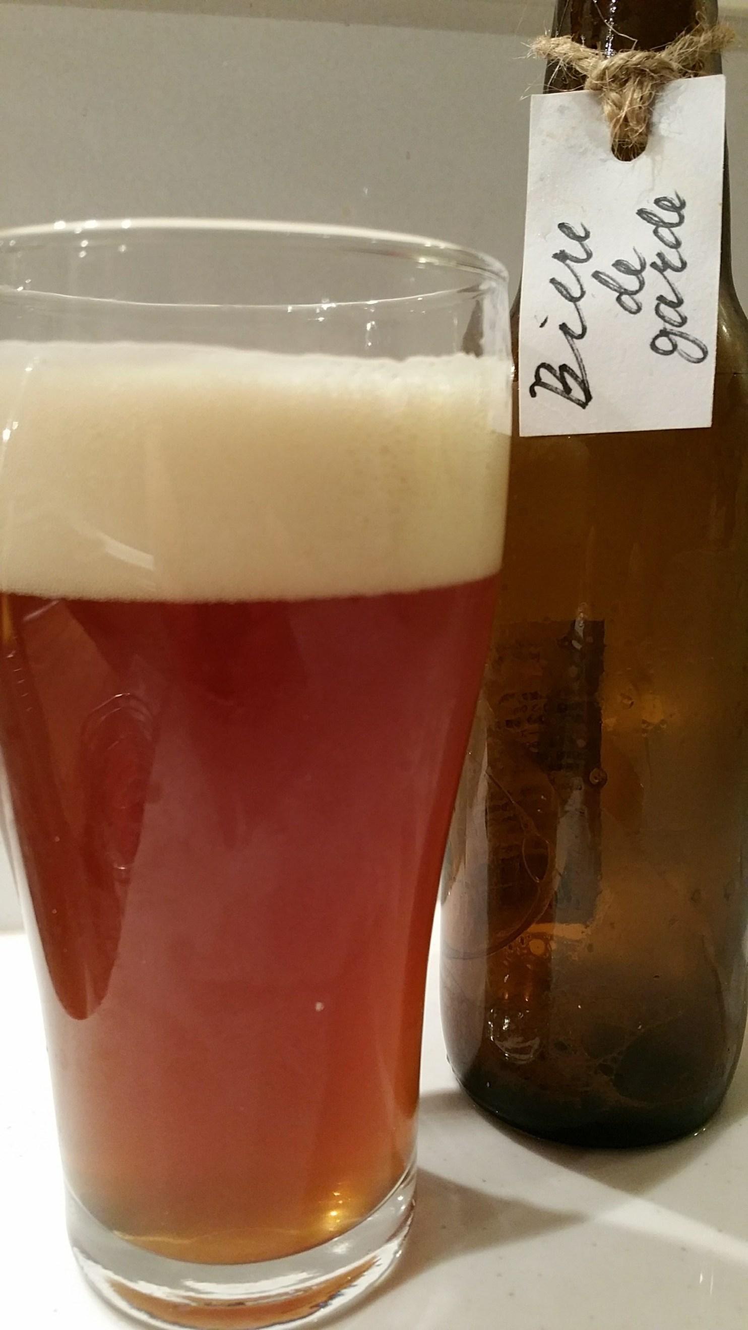 Songbird Biere De Garde ソングバードビールでガード
