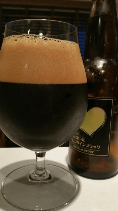 Daisen G Imperial Stout 大山Gビールインペリアルスタウト