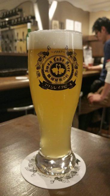 Swan Lake Tamachi Beer 2