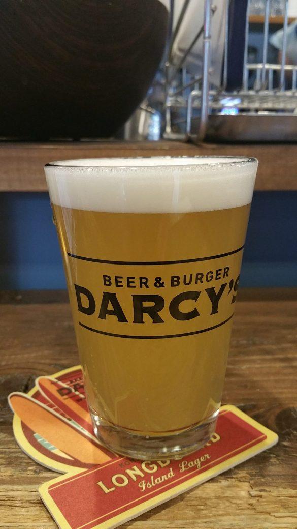 Darcy's Beer & Burger Beer 1
