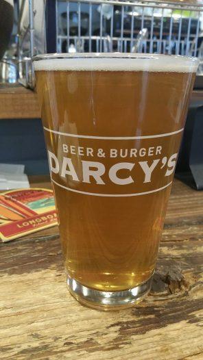 Darcy's Beer & Burger Beer 2