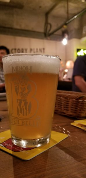 Beer Belly Tosabori Beer 4