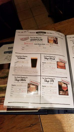 Brasserie Beer Blvd. Beer 1
