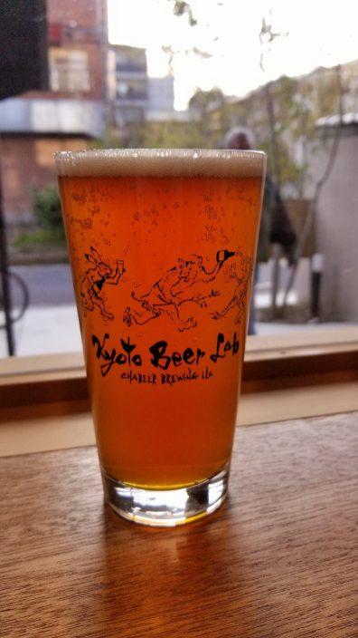 Kyoto Beer Lab Beer 1
