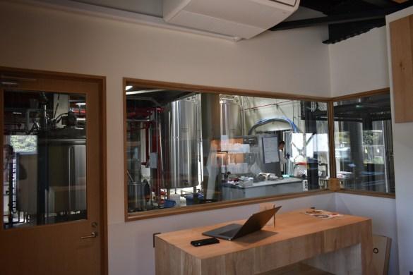 Kyoto Brewing Company Inside 1