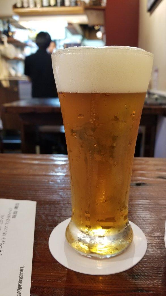 August Beer Lab Kitchen Beer 2