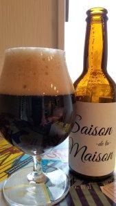 アングロジャパニーズブルーイングカンパニー セゾン デ ラ メイソン AJB Co. Saison de la Maison