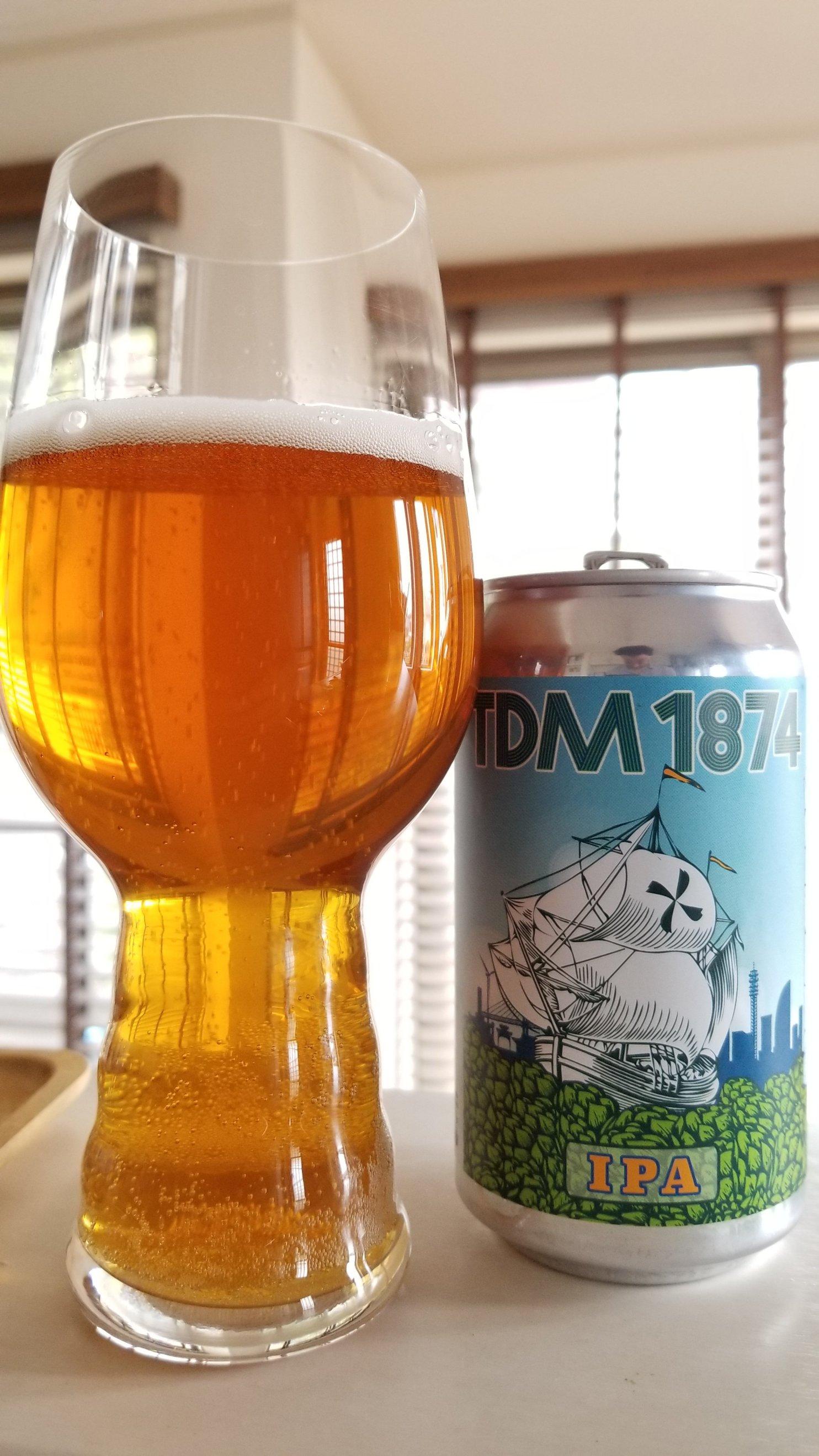 TDM 1874 IPA #8