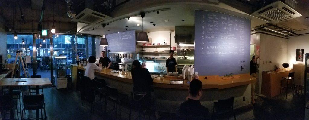 Beer Pub Brick Lane Inside・ビアパブ ブリックレーン店内