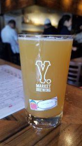 Y Market Brewing Kitchen Beer 4・ワイマーケットブルーイングキッチンビール4