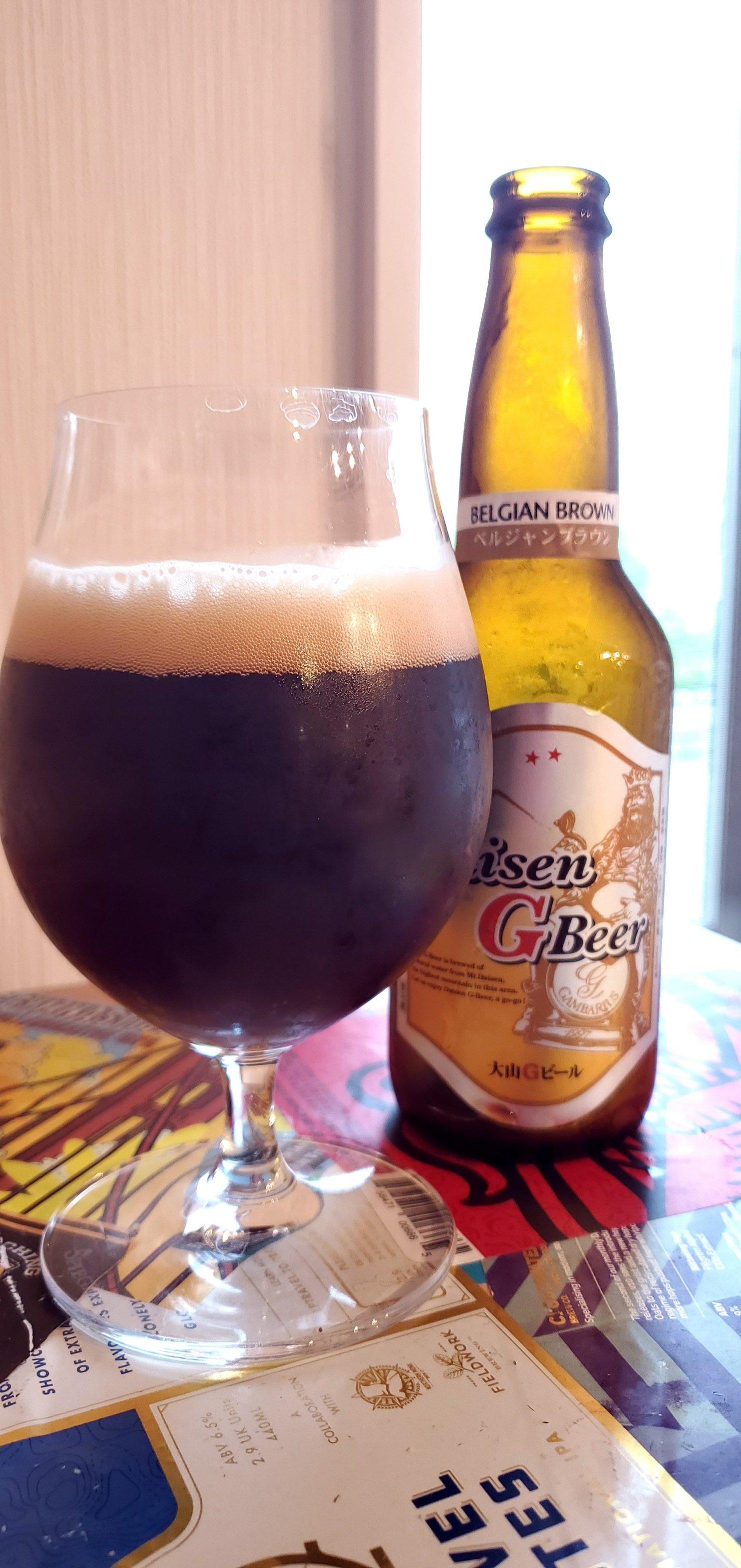 Daisen G Belgian Brown・大山Gベルジャンブラウン