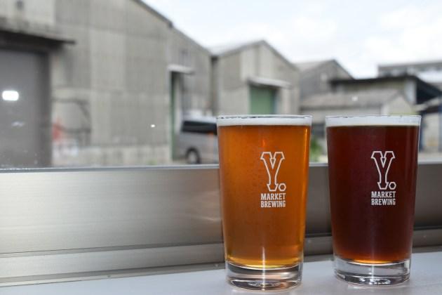 Y Market Brewing Taproom Beer 3・ワイマーケットブルーイングタップルームビール3
