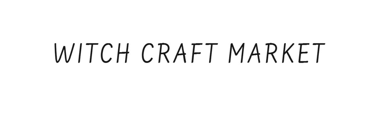 Witch Craft Market Logo