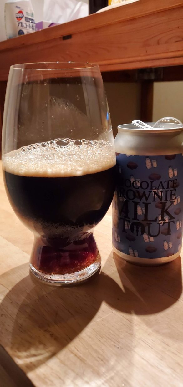 Two Rabbits Chocolate Brownie Milk Stout