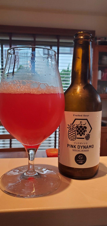 Nomcraft Pink Dynamo