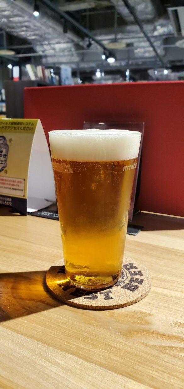 Ibaraki Sato Saketen Beer 2