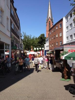Bierbörse Benrath vom 19.07. - 21.07.2013