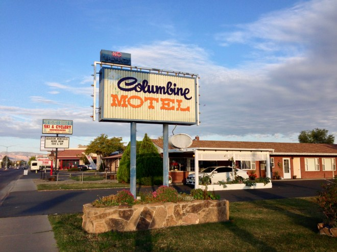 Columbine Motel @ Grand Junction