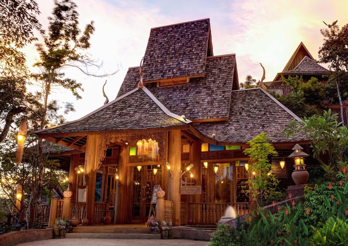 Ayurvana Santhiya Resort and Spa, Koh Yao Yai, Phuket, Thailand. Bee's Journey Luxury Travel and Lifestyle Blog