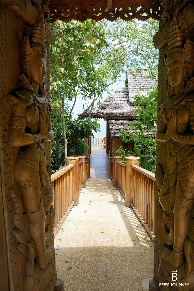 Santhiya Resort & Spa - Koh Yao Yai, Phuket, Thailand