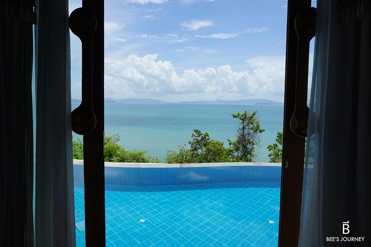 Santhiya Resort and Spa Ocean View Pool Villa Suite Bee's Journey Food Travel Lifestyle Blog