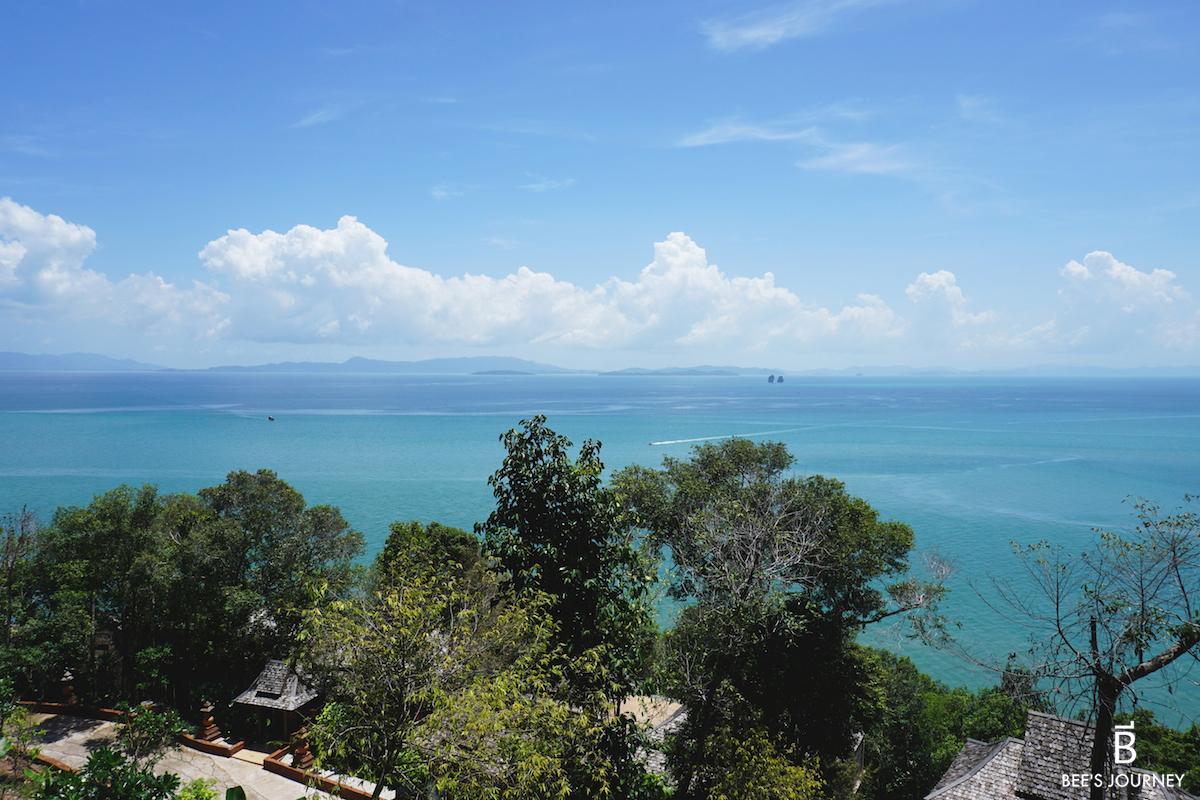 Santhiya Resort and Spa Koh Yao Yai luxury travel blog Thailand Panoramic Ocean View