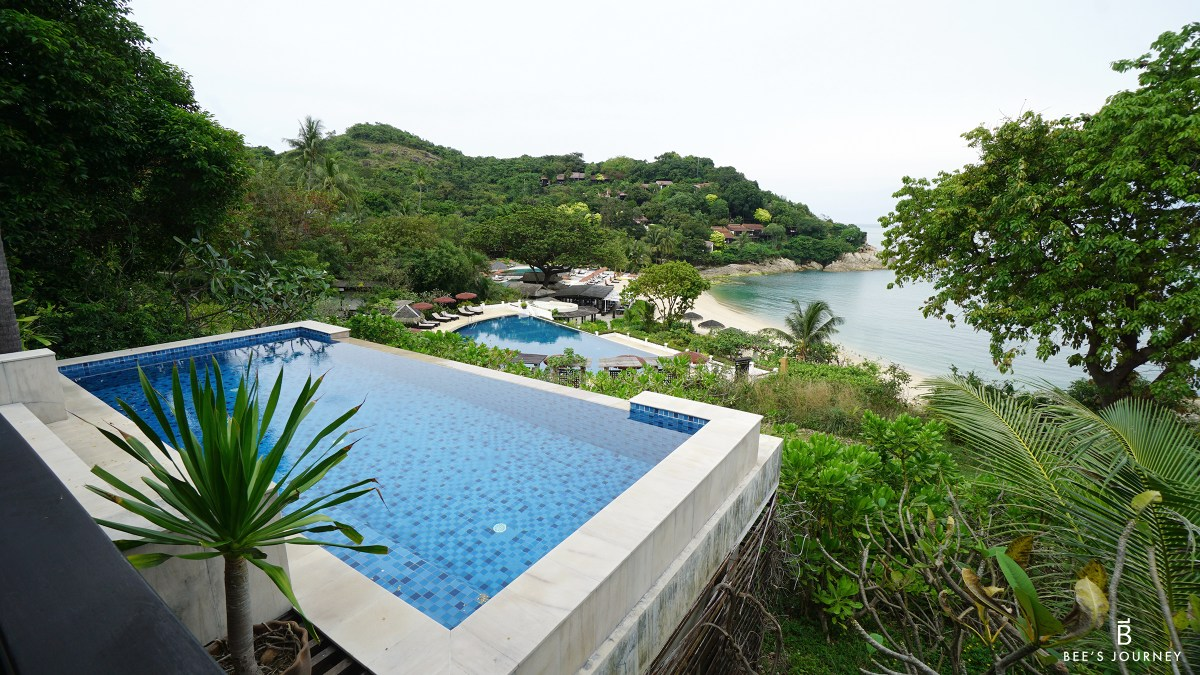 Incredible Stay at Tongsai Bay Resort, Koh Samui, Thailand. Bee's Journey - Travel Inspiration, Lifestyle and Unique Hotels Blog. www.beesjourney.com Instagram: @beexoomsai