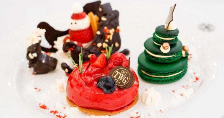 Joy of Christmas at TWG Tea Gastronomy | ดื่มด่ำกับ TWG Tea และเมนูอาหารในช่วงเทศกาลคริสต์มาส