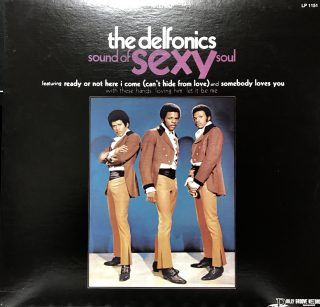 The Delfonics / Sound Of Sexy Soul