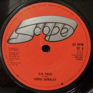 Errol Dunkley / O.K. Fred