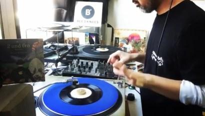DJ MIX カットイン タイミング