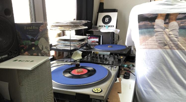mix dj 繋ぎ フィル カットイン