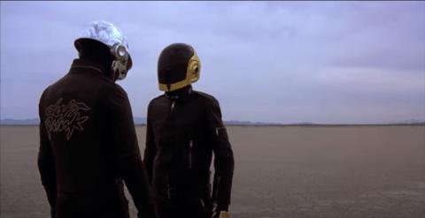 【映画】解散が発表されたダフト・パンクの「Daft Punk Unchained」を見てみた