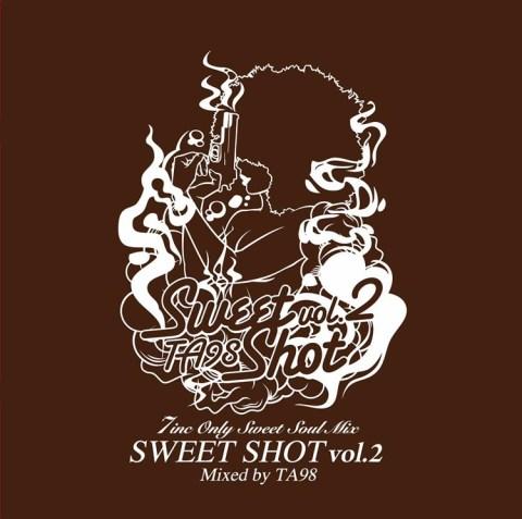 Sweet Shot 2 Mix CD TA98
