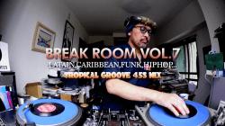 latin salsa funk 45s mix
