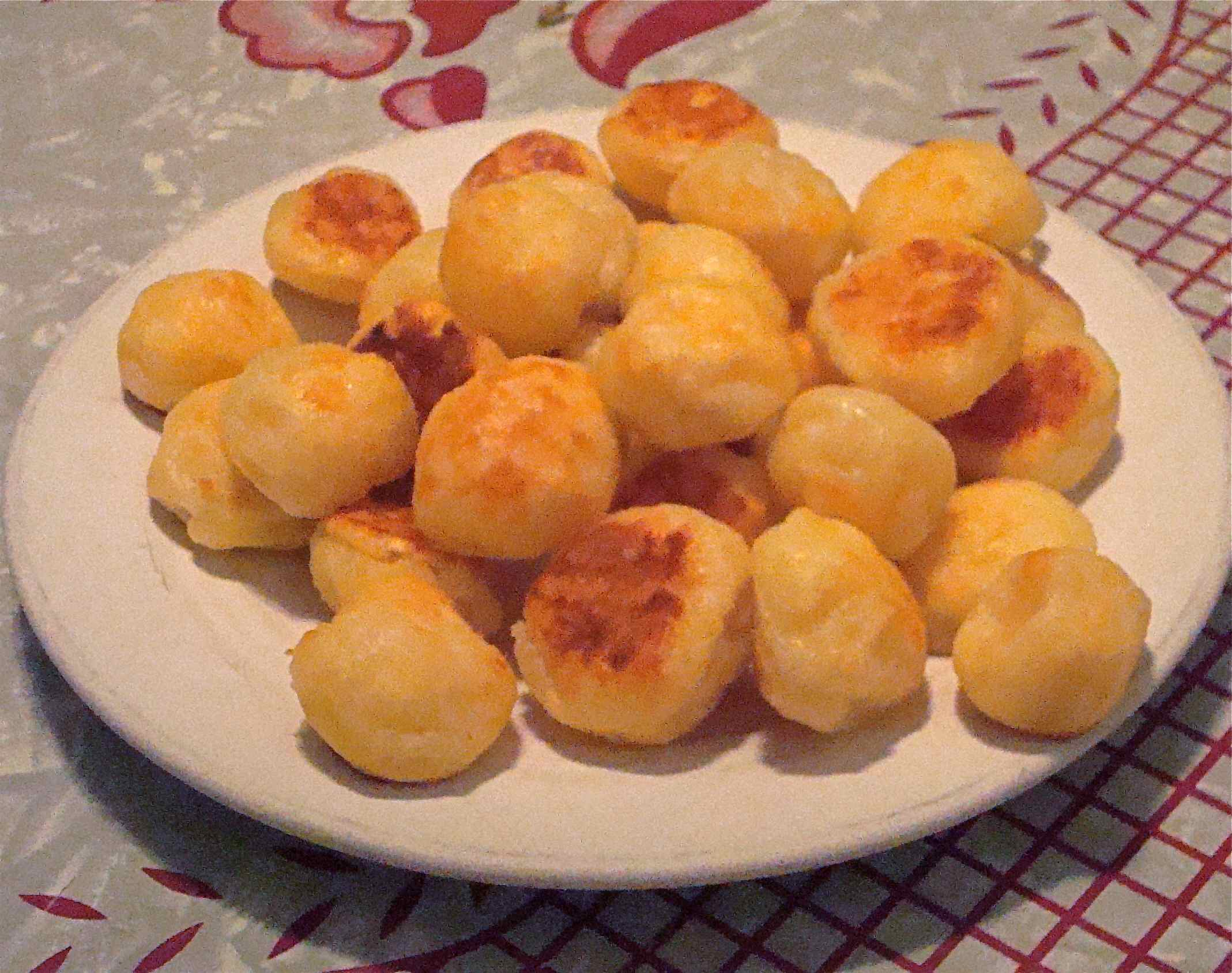 Little Cheesy Breads