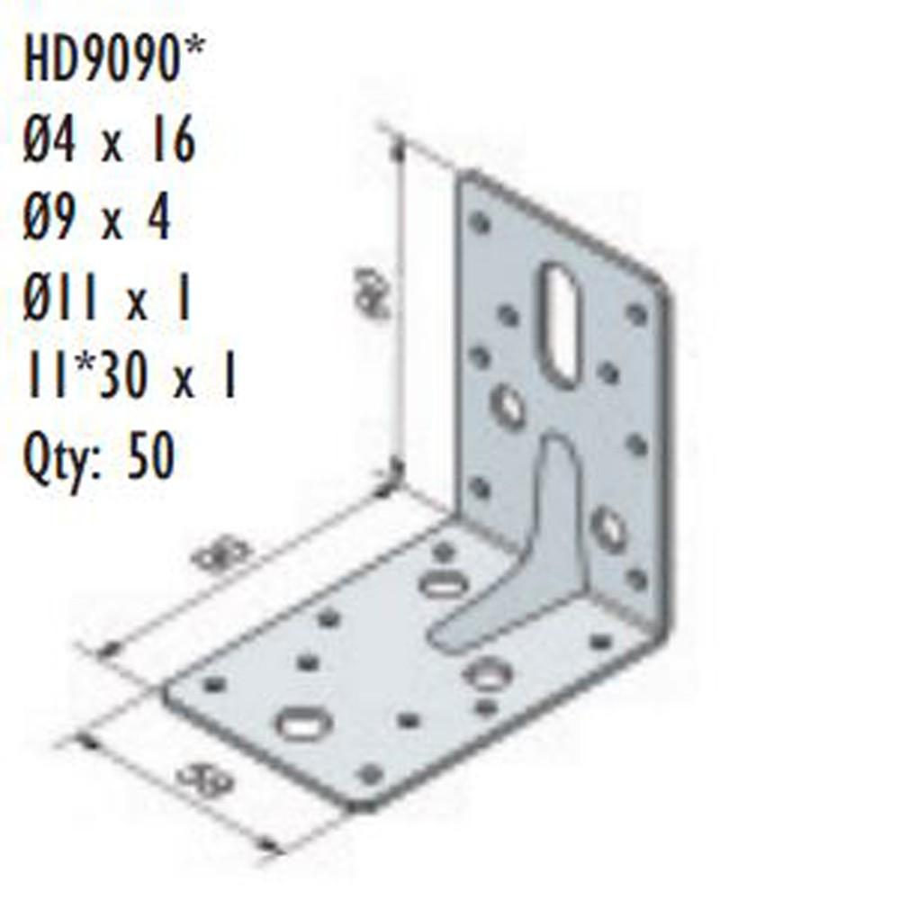 heavy duty angle bracket