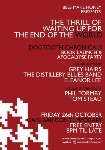 Dogtooth Chronicals book launch