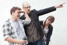 Kirsty, Dan & Phil